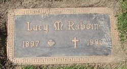 Lucy M Raboin