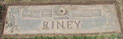 John B Riney
