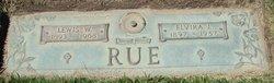 Lewis W Rue