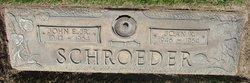John E Schroeder, Jr