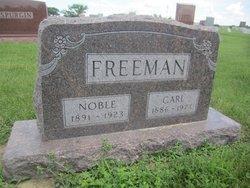 Noble Nora <I>Chaplin</I> Freeman