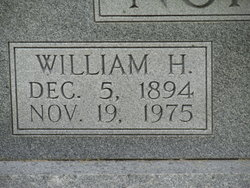 "William Henry ""WH &/or Dick"" Norman"