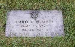 Harold William Bertz