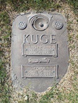 Koma <I>Kumabe</I> Kuge