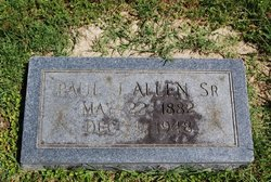 Paul Joseph Allen