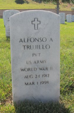 Alfonso A Trujillo