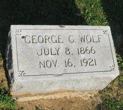 George C Wolf