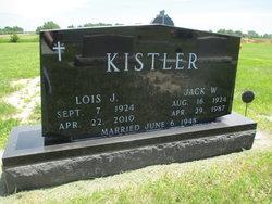 Jack Winston Kistler