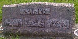 Howard H Watkins