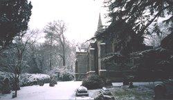 St. Mark's Churchyard