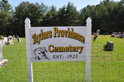 Taylors Providence Cemetery