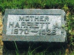 Harriett A <I>Haight</I> Cornue