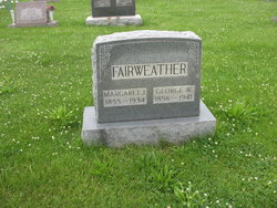 Margaret Jane <I>Howard</I> Fairweather