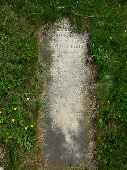 Mary Ann <I>Witsell</I> Poor