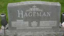 Clarence F. Hageman