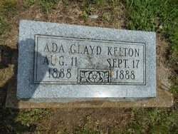 Ada Glayd Kelton
