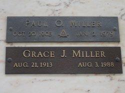 Grace <I>Jenkins</I> Miller