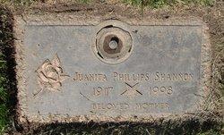 Juanita Louise <I>Phillips</I> Shannon