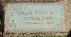 Frank E Sheldon