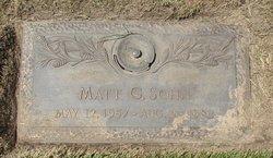 Matt Gale Sohn
