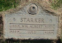 William Albert Starker