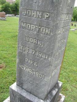 John Paxton Morton