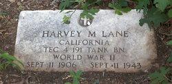 Harvey Monroe Lane