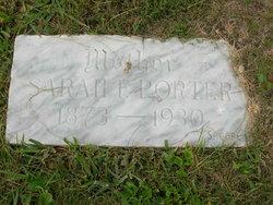 Sarah Frances Porter