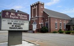 Mount Hebron Baptist Church Cemetery
