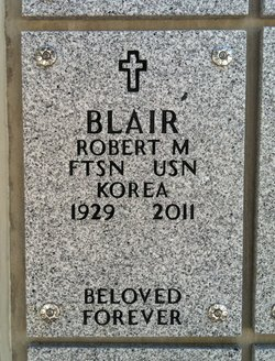 Robert M Blair