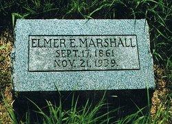 Elmer E Marshall