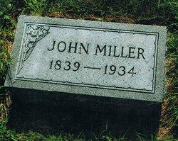 John Miller, Sr