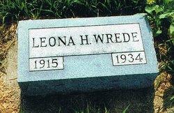 Leona H <I>Huisenga</I> Wrede