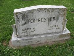 Audrey Forrester
