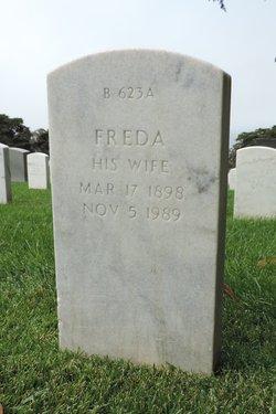 Freda <I>Nelson</I> Schumann