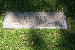 George R. Raines