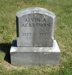 Alvin Adams Ackerman