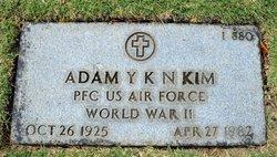 Adam Y. K. N. Kim