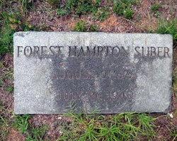 Forest Hampton Suber, Sr