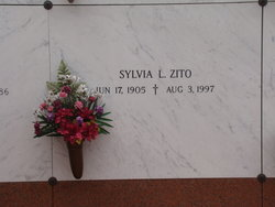 Sylvia Lucille <I>Valenti</I> Zito
