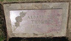Ardabelle Ernestine Thomson