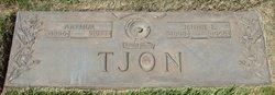 Jennie E <I>Johnson</I> Tjon
