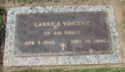 Larry S Vincent