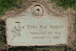 Edna Mae Wardin