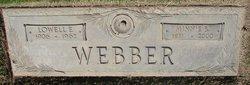 Lowell E Webber