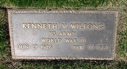 Kenneth V Wilfong