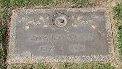 Anna Lou Wilson