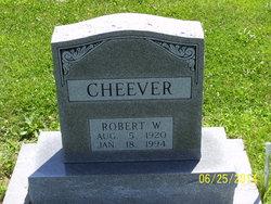 Robert W. Cheever