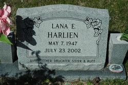 Lana E Harlien