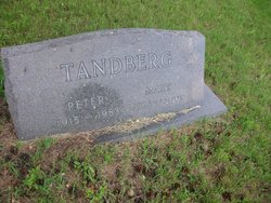 Mary Charlotte <I>Keogh</I> Tandberg